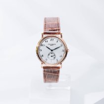 Patek Philippe Calatrava Rose gold 33.5mm White Roman numerals United States of America, Ohio, Columbus