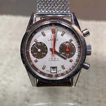 Lanco Steel 37mm Manual winding pre-owned United States of America, California, Fair Oaks