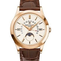Patek Philippe Rosa guld 39.5mm Automatisk 5496R-001 ny
