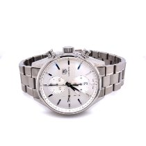 TAG Heuer Carrera Calibre 1887 Steel 41mm Silver No numerals United States of America, Florida, Clearwater
