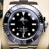 Rolex 114060 Сталь 2019 Submariner (No Date) 40mm новые