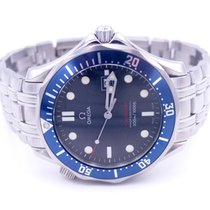 Omega 2221.80.00 Steel 2007 Seamaster Diver 300 M 41mm pre-owned United States of America, California, SAN DIEGO