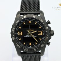 Breitling Chronospace Military Steel 46mm Black United States of America, Nevada, Las Vegas