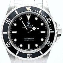 Rolex 14060 LC100 Stahl 1997 Submariner (No Date) 40mm gebraucht Deutschland, Berlin