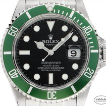 Rolex Submariner Date 16610LV 2007 occasion