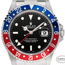Rolex GMT-Master II 16710T 2007 pre-owned