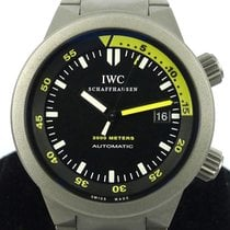 IWC Aquatimer Automatic 2000 IW353803 pre-owned