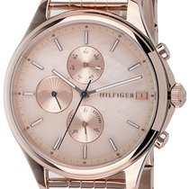 Tommy Hilfiger new Quartz 38mm Steel Mineral Glass