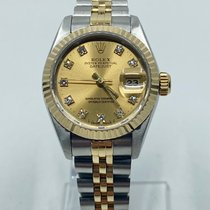 Rolex Steel 26mm Automatic 69173 pre-owned