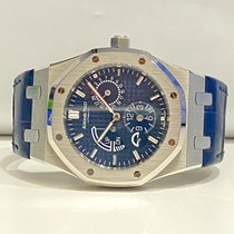 Audemars Piguet Royal Oak Dual Time 26124ST.OO.D018CR.01 Bună Otel 39mm Atomat