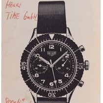 Heuer 1550 SG 110mm Chronograph
