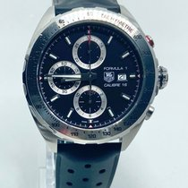 TAG Heuer Steel 44mm Automatic CAZ2010.BA0876 pre-owned