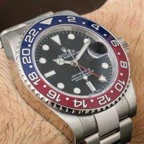 Rolex GMT-Master II 116719BLRO 2016 neu