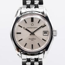 Eterna Steel 34mm Automatic 130 TT pre-owned United States of America, New York, New York