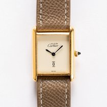 Cartier Tank (submodel) Very good Silver 28mm Manual winding United States of America, New York, New York