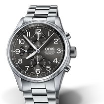Oris Big Crown ProPilot Chronograph Steel 44mm Grey