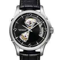 Hamilton Jazzmaster Open Heart new Automatic Watch with original box and original papers H32565735
