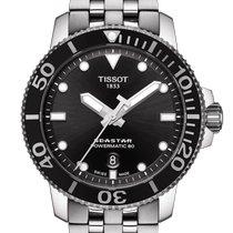 Tissot Seastar 1000 43mm Black