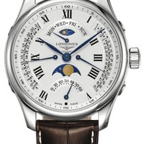 Longines L27384713 Steel Master Collection 41mm new