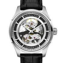 Hamilton Jazzmaster Viewmatic new Automatic Watch with original box and original papers H42555751