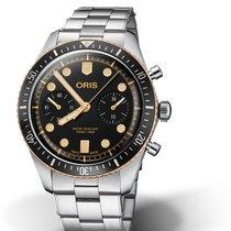 Oris Automatic Black 43mm new Divers Sixty Five