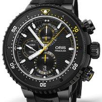 Oris ProDiver Chronograph Titanium 51mm Black