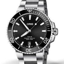 Oris Aquis Date 01 733 7732 4134-07 8 21 05PEB New Steel 39.5mm Automatic United States of America, Michigan, Toronto