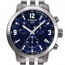 Tissot Steel 42mm Quartz T055.417.11.047.00 new