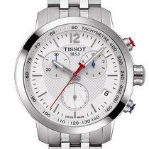 Tissot PRC 200 Steel 42mm White Arabic numerals