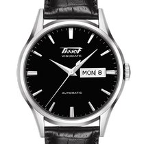 Tissot Heritage Visodate Steel 40mm Black