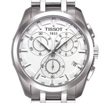 Tissot Couturier Steel 41mm Silver