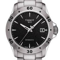 Tissot Steel 42.5mm Automatic T1064071105100 new