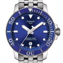 Tissot Seastar 1000 43mm Blue