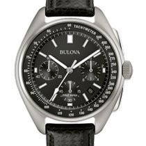 Bulova Lunar Pilot Steel 45mm