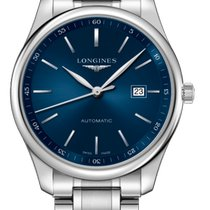 Longines L28934926 Steel Master Collection 42mm new United States of America, Michigan, Toronto