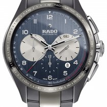 Rado HyperChrome Chronograph new Automatic Chronograph Watch with original box and original papers R32022102