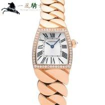 Cartier La Dona de Cartier Oro rosa 21mm Plata