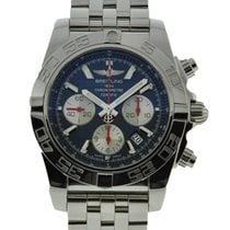 Breitling Chronomat 44 Steel 44mm Blue United States of America, California, Los Angeles
