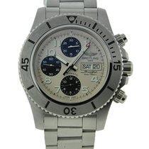 Breitling Superocean Chronograph Steelfish Steel Silver United States of America, California, Los Angeles