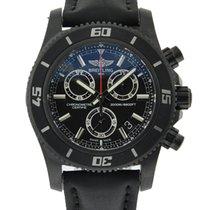 Breitling Superocean Chronograph M2000 Acero Negro