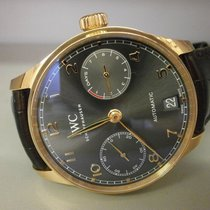IWC Portuguese Automatic Rose gold 42.7mm Black United States of America, Texas, Houston