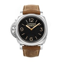 Panerai PAM 557 Steel Luminor 1950 47mm pre-owned United States of America, Pennsylvania, Bala Cynwyd
