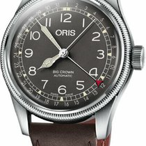 Oris Big Crown Pointer Date new Automatic Watch with original box and original papers 75477414064LS