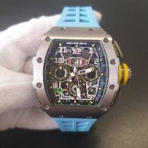 Richard Mille RM 011 RM011-03 Sehr gut Titan Automatik