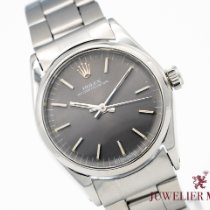 Rolex Oyster Perpetual 31 Steel 31mm Grey No numerals