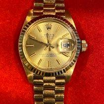 Rolex Lady-Datejust 6917 Very good Yellow gold 26mm Automatic United States of America, DC, Washington
