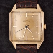 Zenith Or rose 42mm Remontage automatique occasion France, CHAVENAY