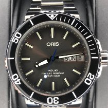 Oris 01 752 7733 4183-Set MB Steel 2018 Hammerhead Limited Edition 45.5mm pre-owned