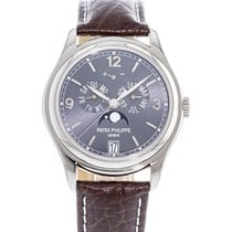 Patek Philippe Annual Calendar White gold 39mm Grey United States of America, Georgia, Atlanta