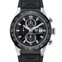 TAG Heuer Carrera Calibre HEUER 01 ny 2020 Automatisk Kronograf Ur med original boks og originale papirer CAR201Z.FT6046